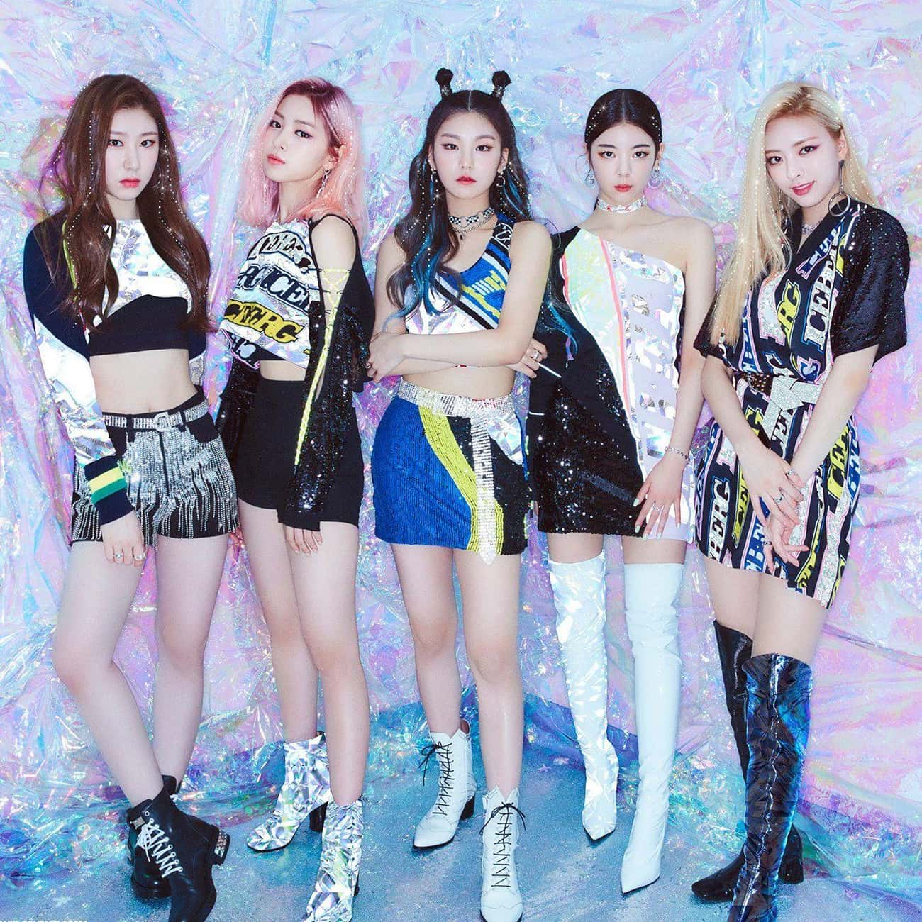 ITZY is listed (or ranked) 2 on the list The Best Kpop Group Debuts Of 2019, Ranked