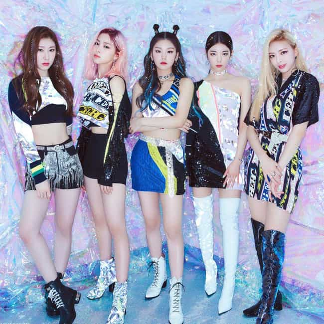 ITZY is listed (or ranked) 3 on the list The Best New Kpop Groups Of 2019, Ranked