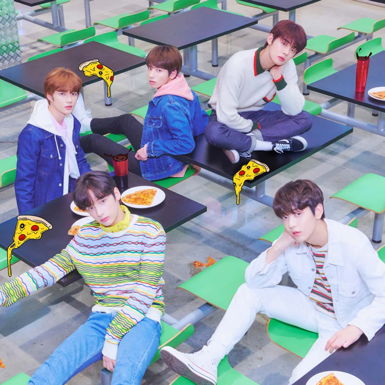 TXT is listed (or ranked) 1 on the list The Best Kpop Group Debuts Of 2019, Ranked