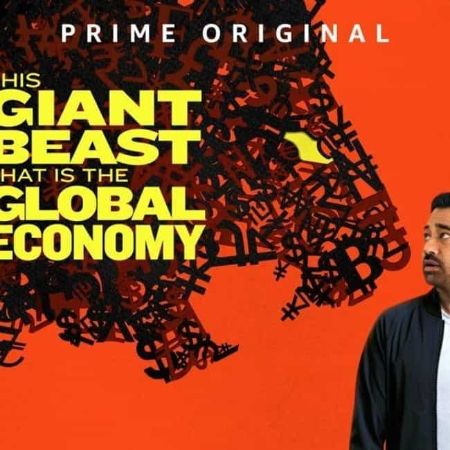 This Giant Beast That Is... is listed (or ranked) 6 on the list The Best New Amazon Video Shows That Have Premiered in 2019