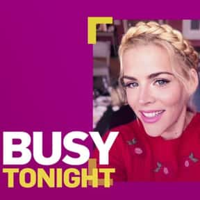 Busy Tonight is listed (or ranked) 12 on the list The Best Current E! Shows