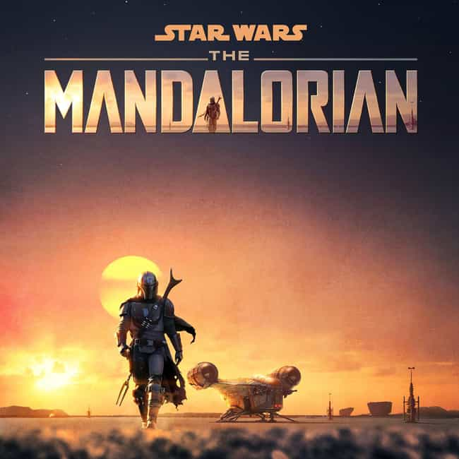 The Mandalorian is listed (or ranked) 2 on the list Every 'Star Wars' TV Series, Ranked