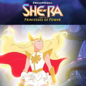 She-Ra and the Princesses of P is listed (or ranked) 2 on the list The Best Netflix Original Animated Shows