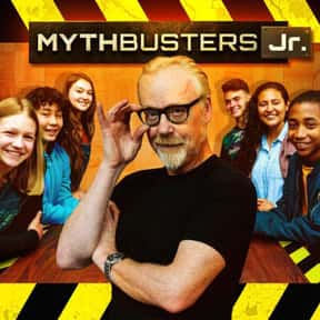 Mythbusters Jr. is listed (or ranked) 13 on the list The Best New Reality TV Shows of the Last Few Years