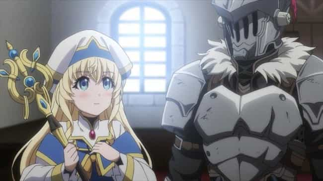 Goblin Slayer is listed (or ranked) 3 on the list The 20 Best Medieval Anime of All Time