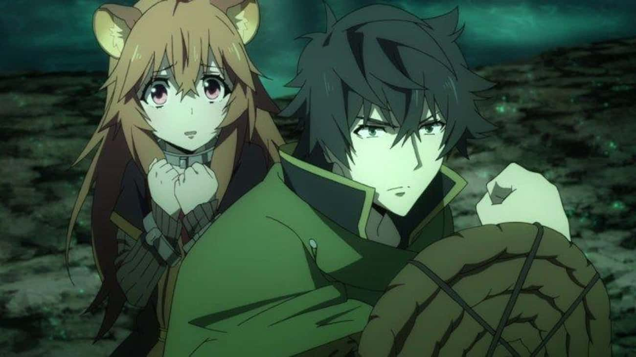 The Rising of the Shield Hero is listed (or ranked) 3 on the list 13 Exciting New Action Anime Coming In 2019