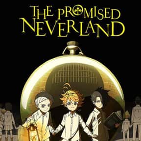 The Promised Neverland is listed (or ranked) 19 on the list The Most Popular Anime Right Now