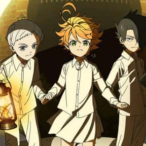 The Promised Neverland is listed (or ranked) 20 on the list The Saddest Anime Series of All Time