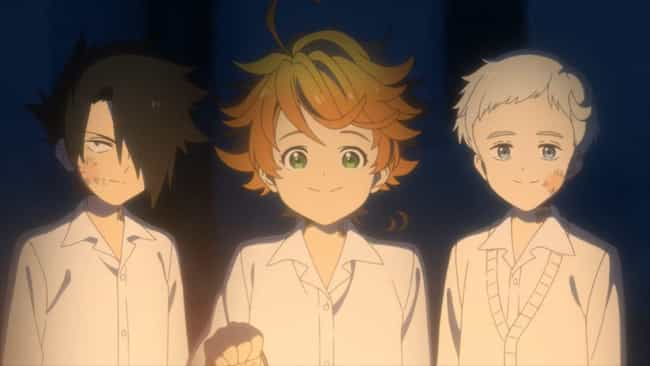 The Promised Neverland is listed (or ranked) 2 on the list The Best 'Cat & Mouse' Anime About Battling Minds