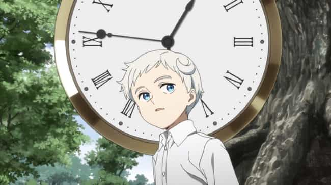 The Promised Neverland ... is listed (or ranked) 1 on the list The 20 Best Mystery Anime of All Time