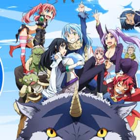 That Time I Got Reincarnated a is listed (or ranked) 1 on the list The Best Fantasy Anime of All Time
