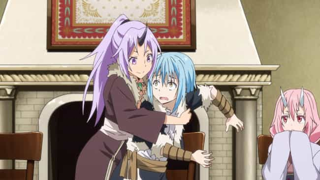 That Time I Got Reincarnated a... is listed (or ranked) 2 on the list The 25 Greatest Isekai Anime You Should Be Watching