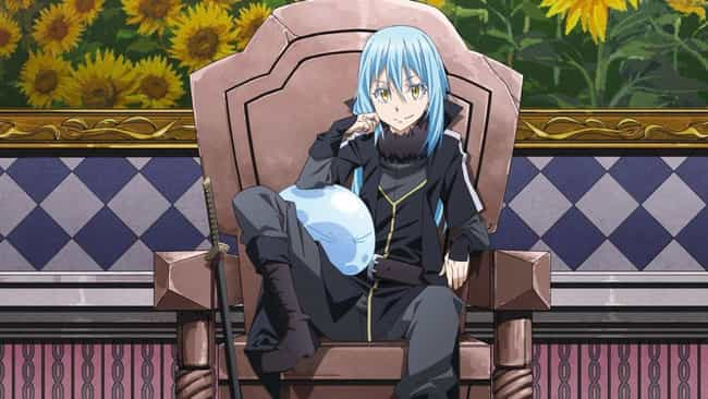 That Time I Got Reincarnated a... is listed (or ranked) 1 on the list The 20 Best Anime You Should Look Forward To in 2020