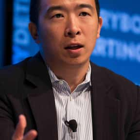 Andrew Yang is listed (or ranked) 1 on the list The Most Important Politicians Of 2019