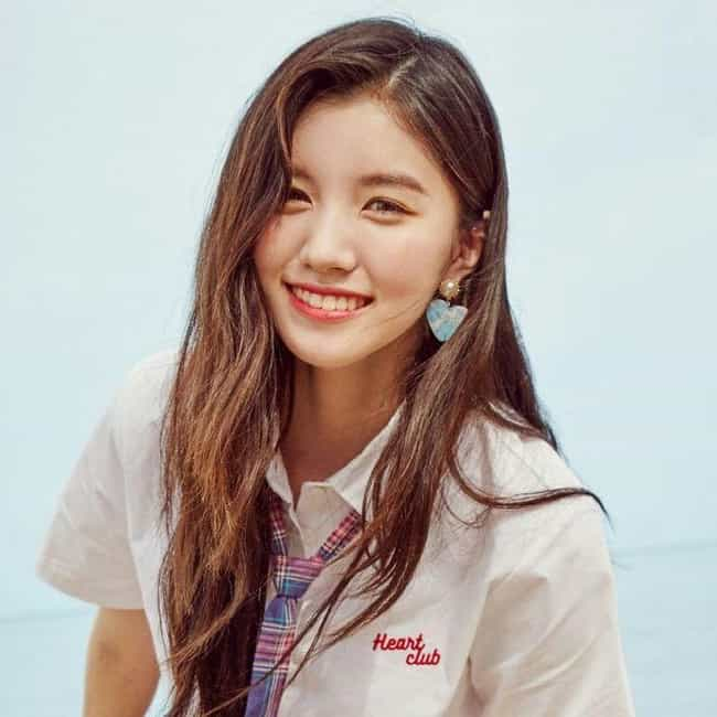 Xiyeon is listed (or ranked) 3 on the list Who Is The Most Popular Pristin Member?