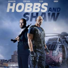Hobbs & Shaw is listed (or ranked) 17 on the list The Best New Adventure Movies of the Last Few Years