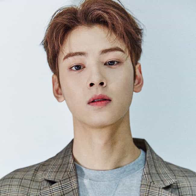 Cha Eun-woo is listed (or ranked) 2 on the list The Best Male Visuals In K-pop Right Now