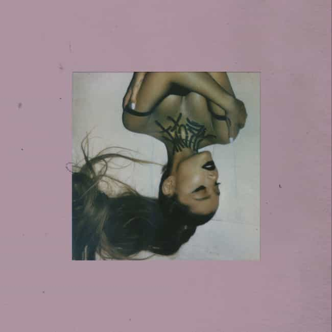 thank u, next is listed (or ranked) 1 on the list The Best Ariana Grande Albums, Ranked