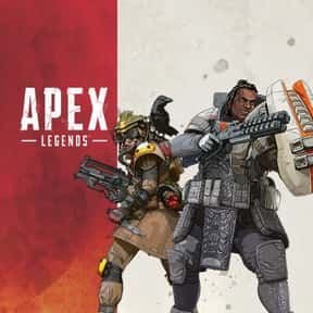 Apex Legends is listed (or ranked) 2 on the list The Most Popular Battle Royale Video Games Right Now