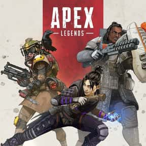 Apex Legends is listed (or ranked) 4 on the list The Most Popular Xbox One Games Right Now