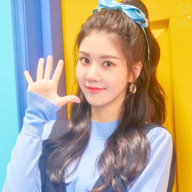 Kwon Eunbi is listed (or ranked) 4 on the list The Best Female Leaders In K-pop Right Now
