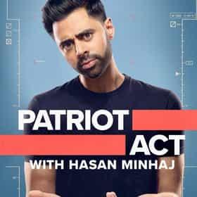 Patriot Act with Hasan Minhaj