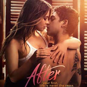 After is listed (or ranked) 2 on the list The Best Teen Romance Movies On Netflix