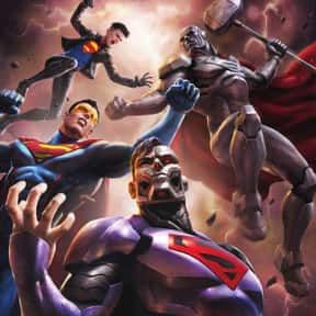 Reign of the Supermen is listed (or ranked) 14 on the list The Best Rainn Wilson Movies