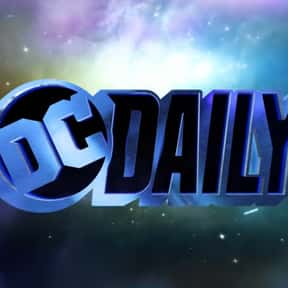 DC Daily is listed (or ranked) 20 on the list The Best Current Shows for Nerds