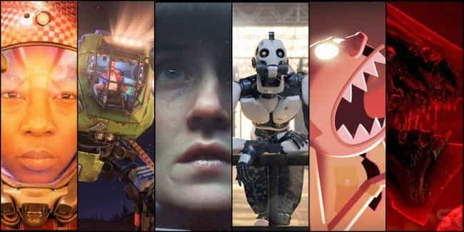 Love, Death & Robots is listed (or ranked) 4 on the list The Best New Fantasy TV Shows Of 2019