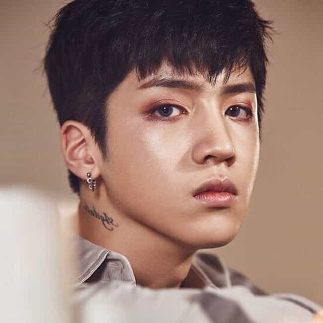 Wooseok is listed (or ranked) 4 on the list Who Is Your Favorite PENTAGON Member?