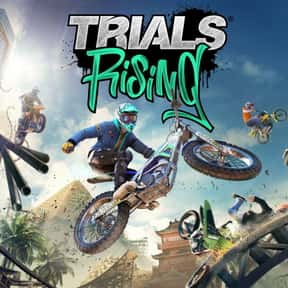 Trials Rising is listed (or ranked) 17 on the list The Best Switch Games For Couples