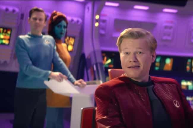USS Callister is listed (or ranked) 4 on the list The Best Black Mirror Episodes