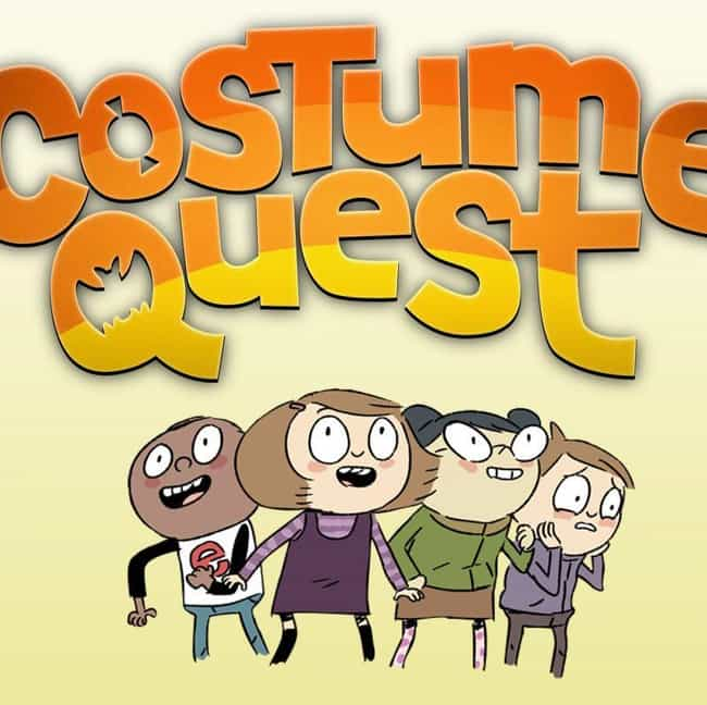 Costume Quest is listed (or ranked) 3 on the list The Best New Amazon Video Shows That Have Premiered in 2019