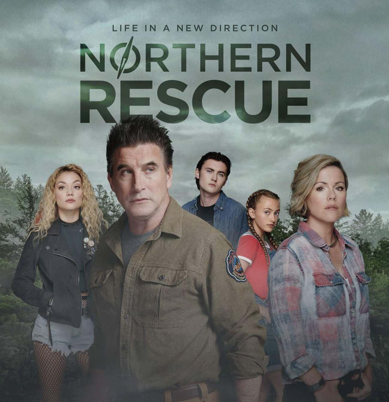 Northern Rescue is listed (or ranked) 2 on the list What To Watch If You Love 'Everwood'
