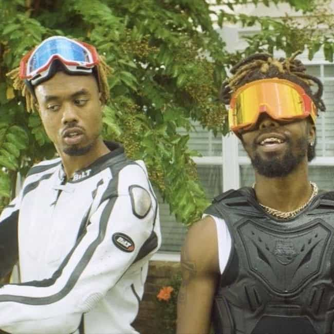 EARTHGANG is listed (or ranked) 4 on the list The Best Dreamville Records Artists