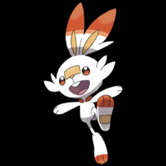 Scorbunny is listed (or ranked) 2 on the list The Best Generation 8 Pokémon