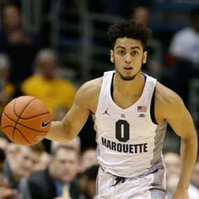 Markus Howard is listed (or ranked) 6 on the list The Greatest Marquette Basketball Players of All Time
