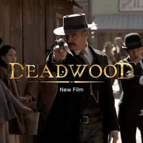 Deadwood is listed (or ranked) 16 on the list The Best Movies Based In South Dakota