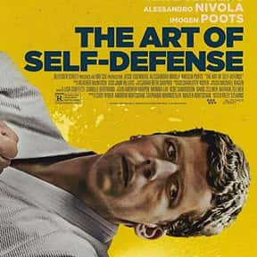 The Art of Self-Defense is listed (or ranked) 1 on the list The Best Indie Thriller Movies, Ranked