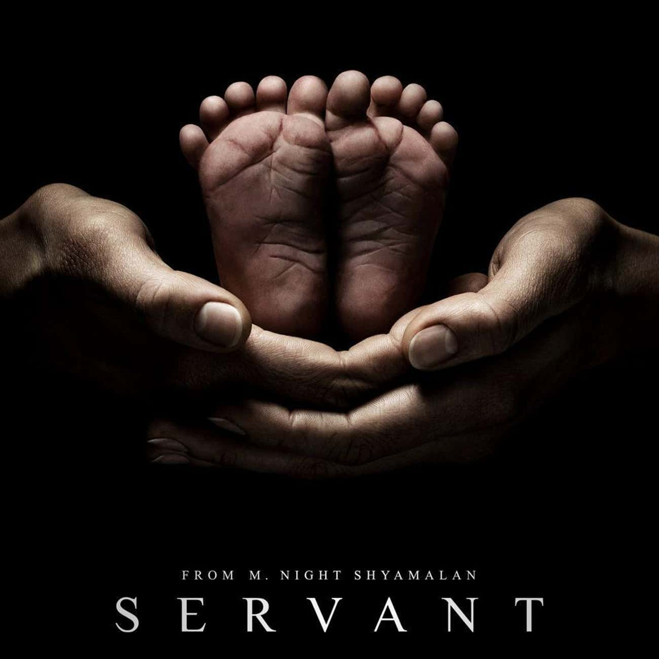 Servant is listed (or ranked) 4 on the list What To Watch If You Love 'Alfred Hitchcock Presents'