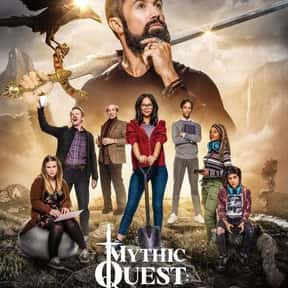 Mythic Quest: Raven's Banquet is listed (or ranked) 24 on the list The Best Current Shows for Nerds