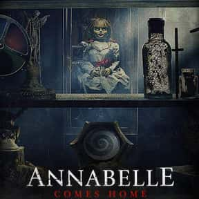 Annabelle Comes Home is listed (or ranked) 24 on the list The Best New Horror Movies of the Last Few Years