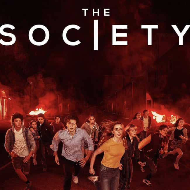 The Society is listed (or ranked) 2 on the list What To Watch If You Love 'Élite'