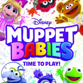 Muppet Babies is listed (or ranked) 4 on the list The Best Family-Friendly Musical TV Shows, Ranked