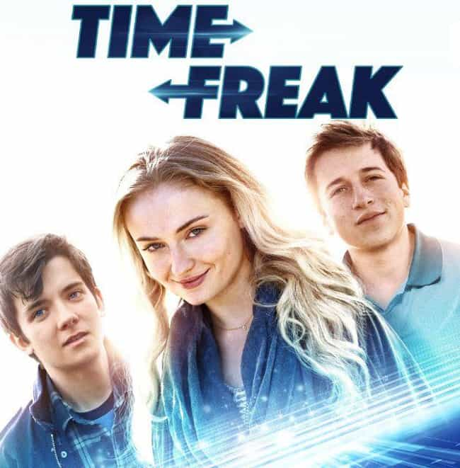 Time Freak is listed (or ranked) 4 on the list The Best Sophie Turner Movies