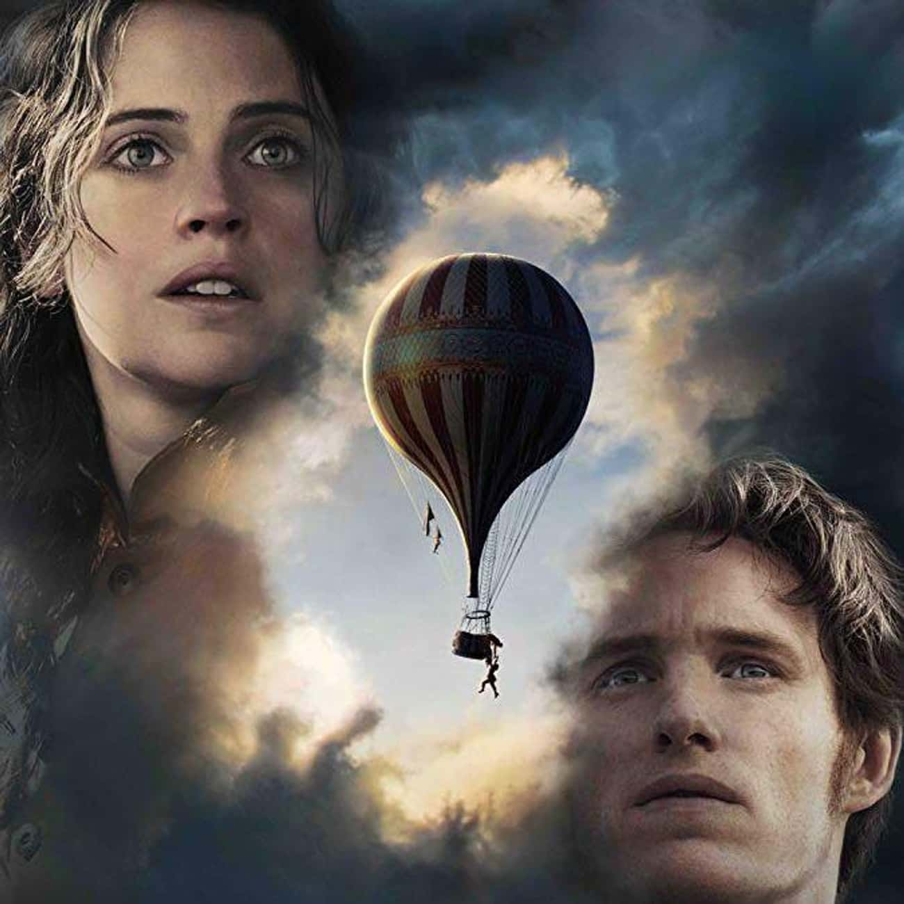 The Aeronauts is listed (or ranked) 4 on the list The Best Survival Movies Based on True Stories