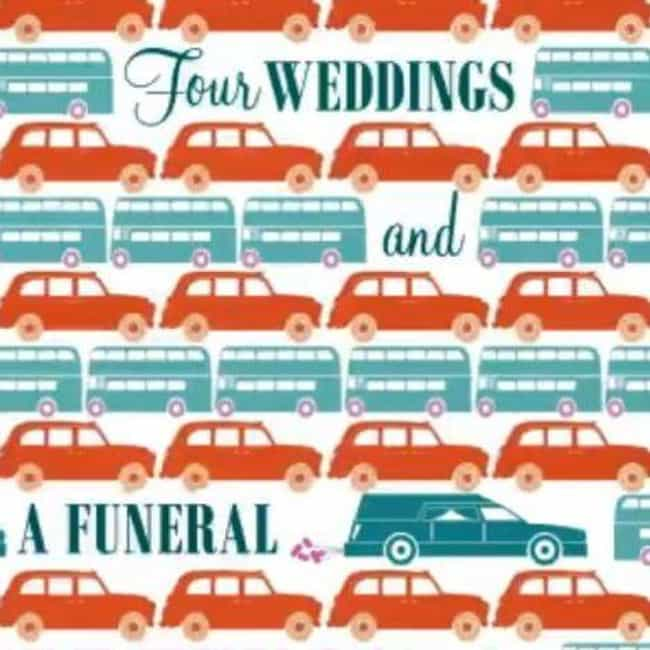Four Weddings and a Funeral is listed (or ranked) 4 on the list The Best Hulu Originals of 2019