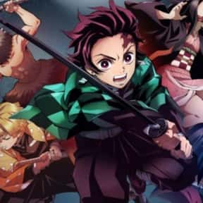 Demon Slayer: Kimetsu no Yaiba is listed (or ranked) 2 on the list The Most Popular Anime Right Now