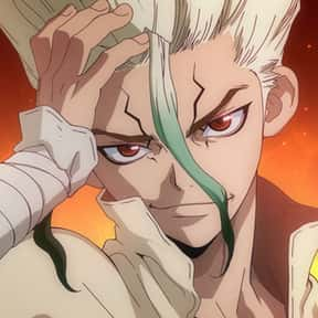 Dr. Stone is listed (or ranked) 14 on the list The Best Shonen Jump Anime of All Time